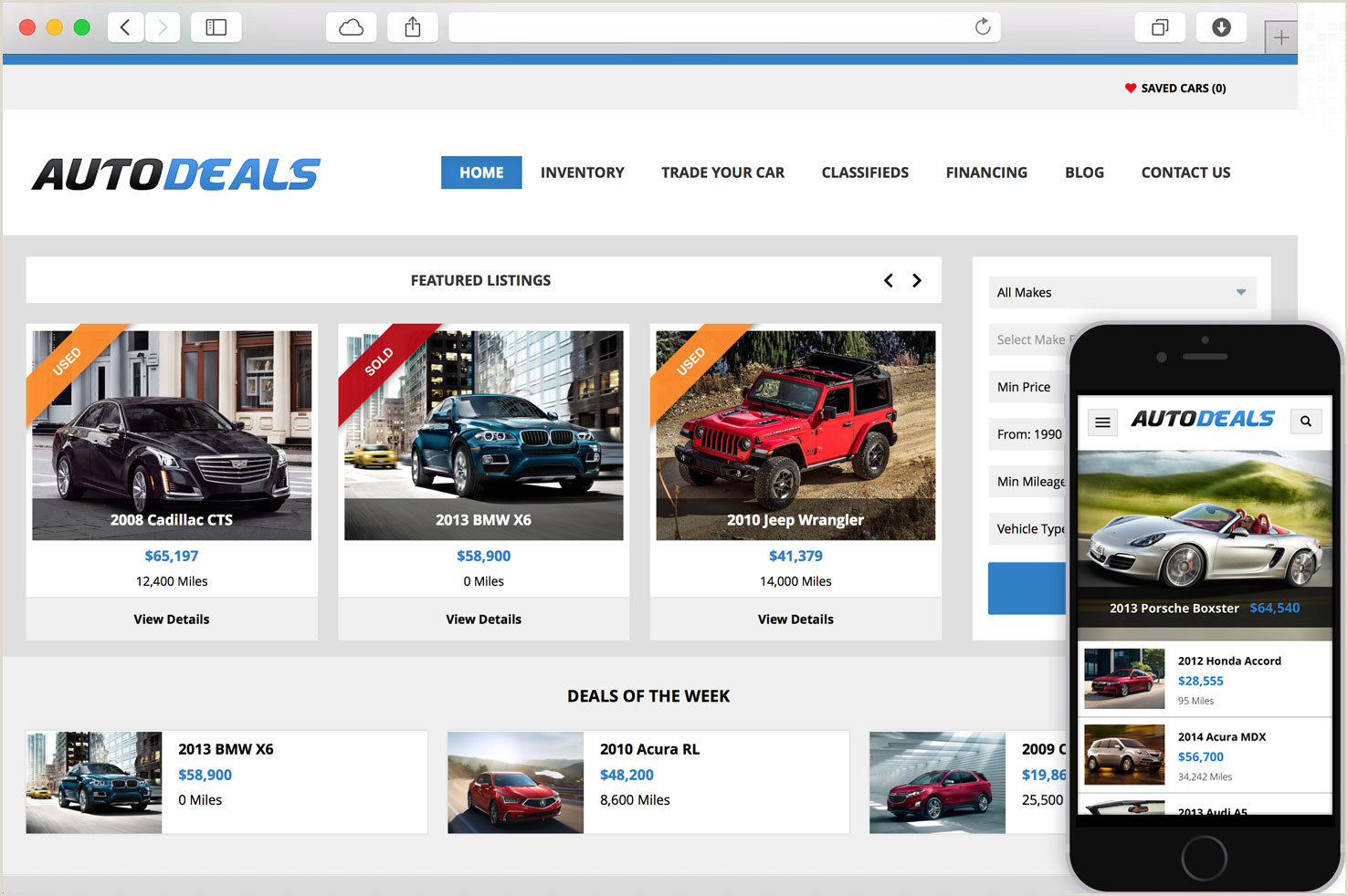 Premium WordPress Themes by Gorilla Themes
