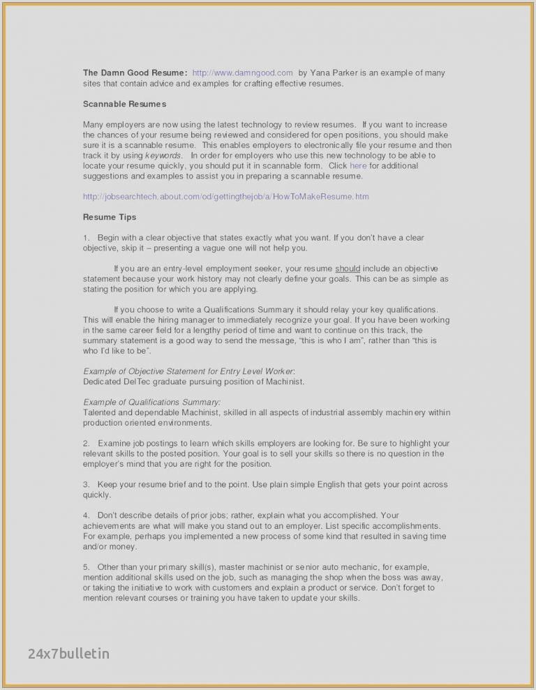 Dmv Statement Of Facts Cv Senior Exemple Nouveau Sample Senior It Project Manager