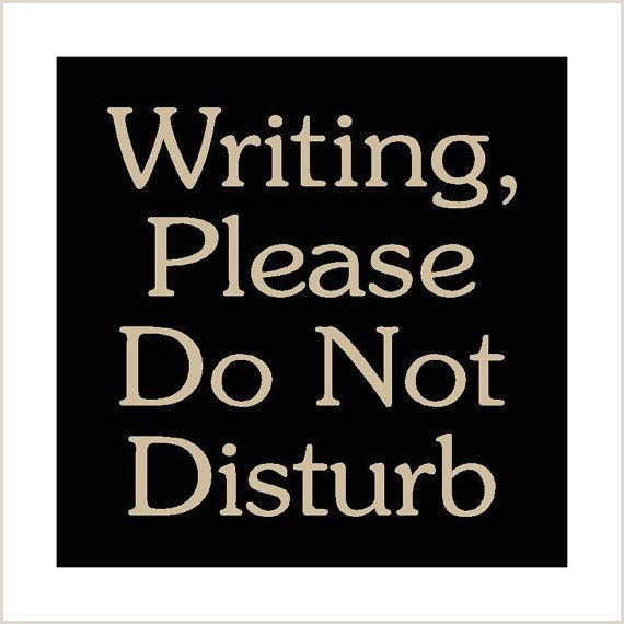 Do Not Disturb Printable Writing Please Do Not Disturb Wood Sign by Morethanletters