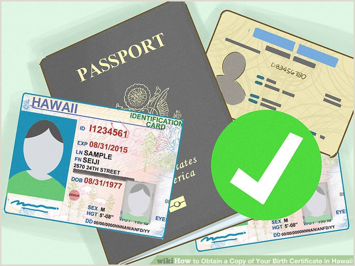 Dob Certificate Format 4 Ways To Obtain A Copy Of Your Birth Certificate In Hawaii