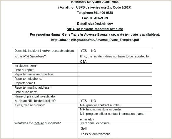 employee documentation template