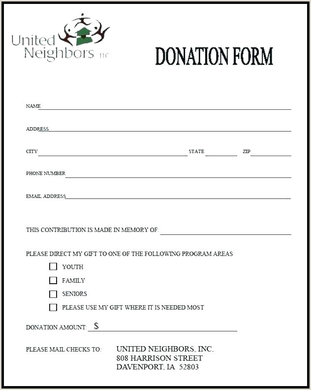 Donation form Template Pdf 9 Remittance Envelope Template Donation Envelope Template