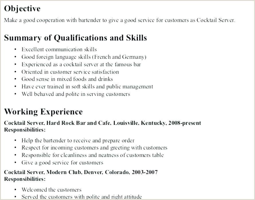 waitress resume template – atamvalves