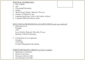 Resume Education Section Examples Good Paper with Labels at