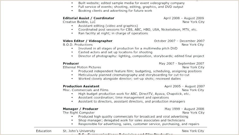 Editorial assistant Cover Letter Sample Videographer Editor Cover Letter – Noithat190