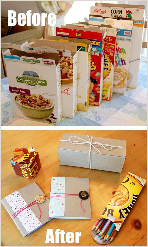 Egg Carton Label Template Simple and Creative Ideas for Recycling Cereal Boxes