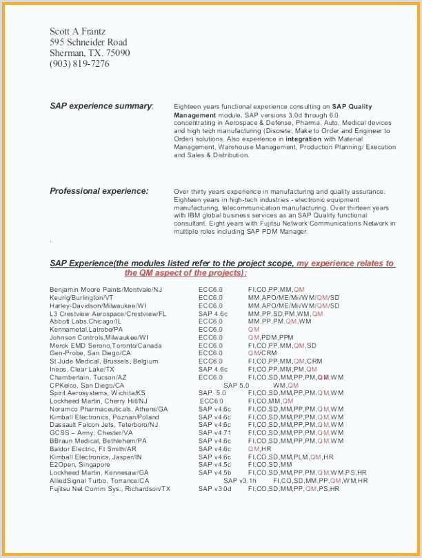 Electrical Engineering Sample Resumes Professional
