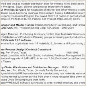 Production Line Worker Job Description for Resume Free 30
