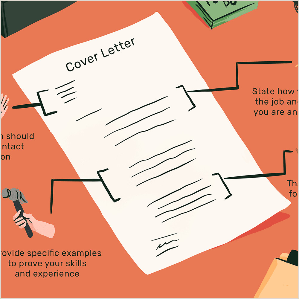 Electronic Cover Letters are Longer Than Traditional Paper Cover Letters. Cover Letter Layout Example and formatting Tips