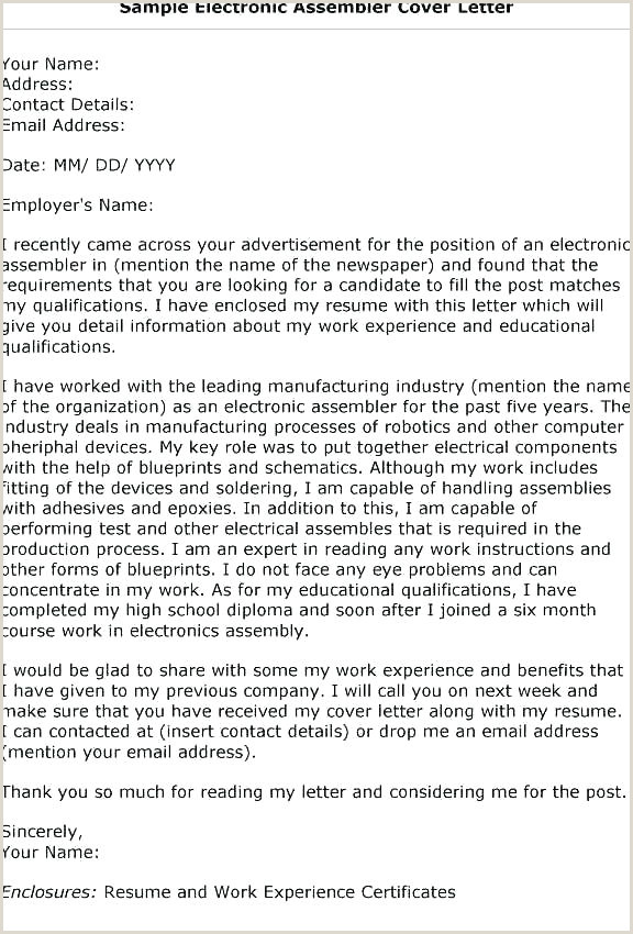 Electronics Technician Cover Letter Electronic Engineer Resume – Skinalluremedspa