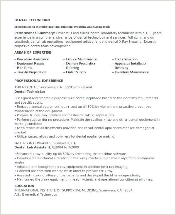 Electronics Technician Resume Example Technical Resume Sample – Radtourism