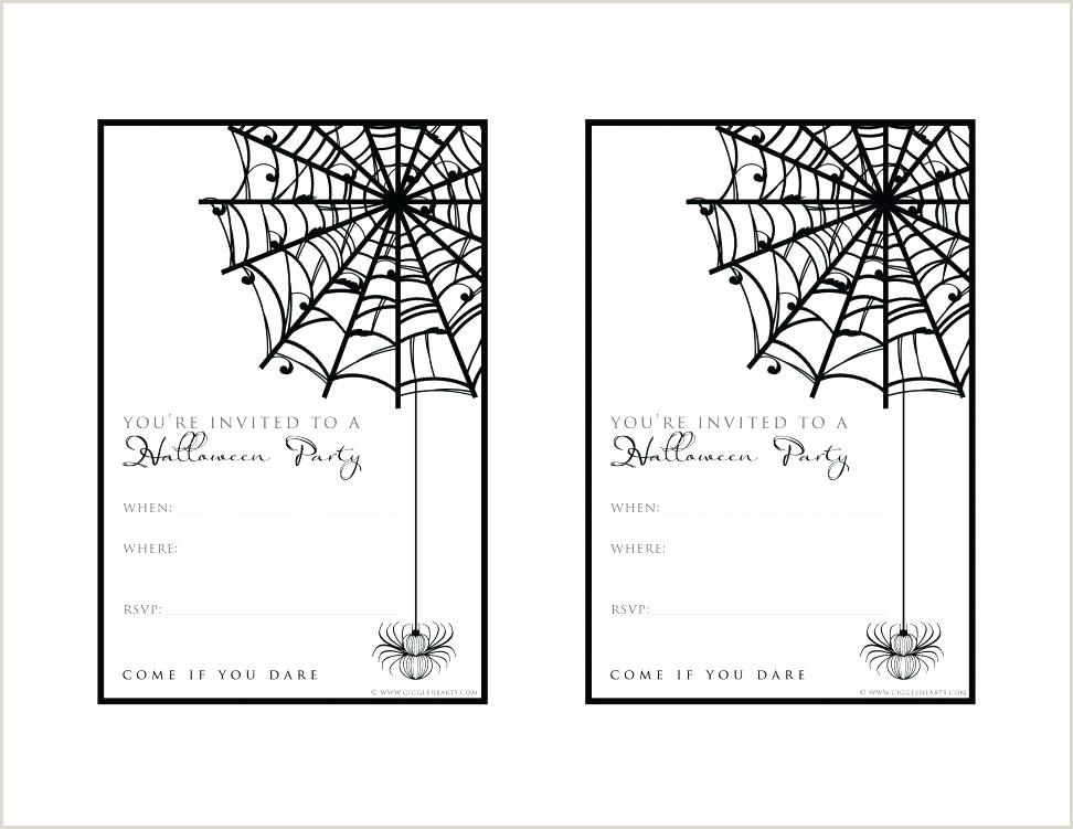 Elegant Invite Templates Halloween Invitation Templates Elegant 30 Fresh Free