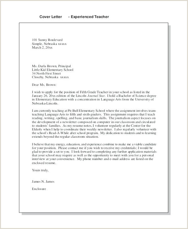 cover letter template education – naomijorge