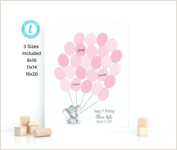 Baby Shower Guest Book Printable Fresh Birthday Template