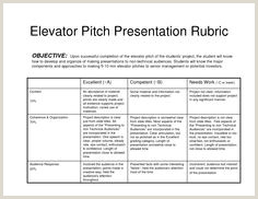 Elevator Pitch Template for Students 9 Best Professional Elevator Pitch Images
