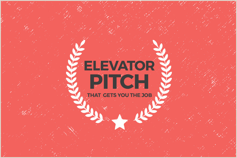 How to Write an Elevator Pitch A Step by Step Guide
