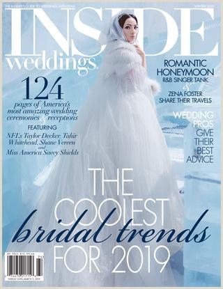 Elie Saab Wedding Dress Rental Inside Weddings Winter 2019 by Inside Weddings issuu