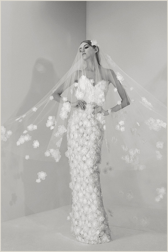 The ethereal beauty of wedding dresses by Elie Saab