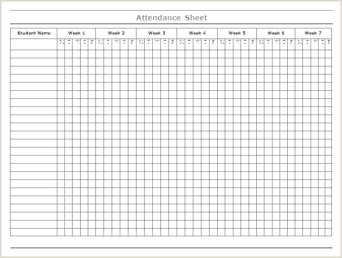 Employee attendance Sheet format In Excel Free Download Employee Record Keeping Template Spreadsheet