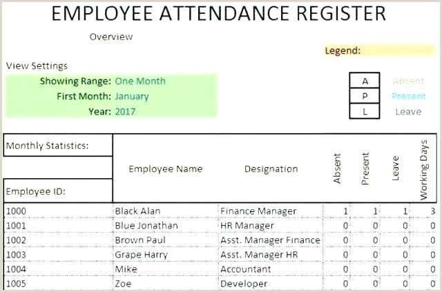 Employee attendance Sheet format In Excel Free Download Excel attendance Sheet – Dstic