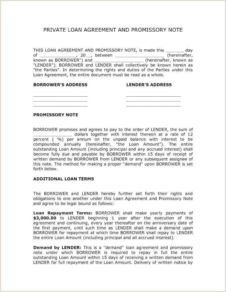 Equipment Agreement Form Employee Template Loan Forgivable