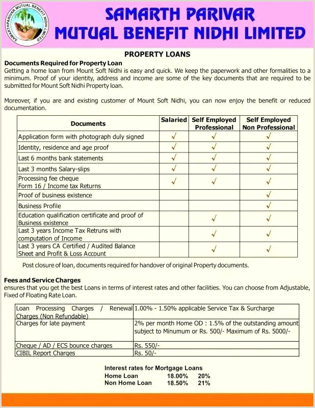 Financial Contract Template Sample Personal Loan Agreement