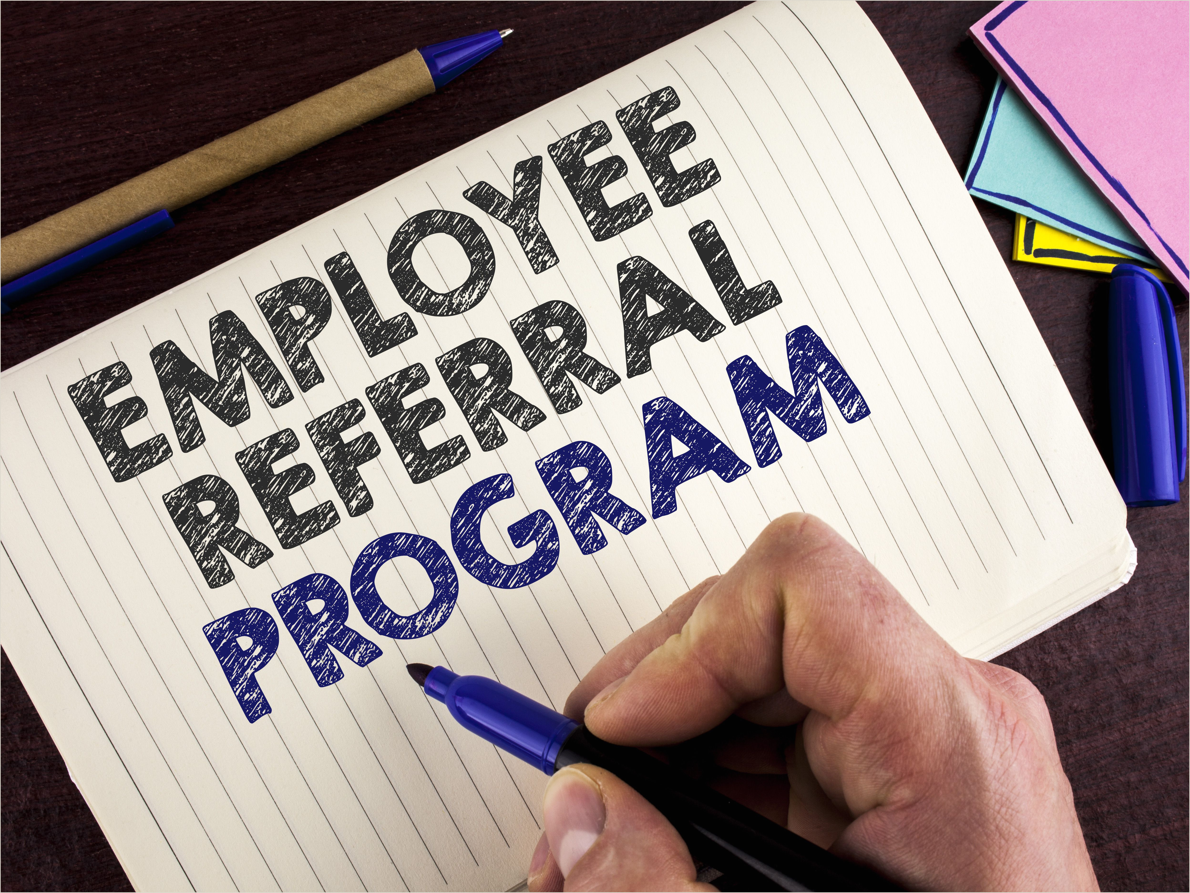 Employee Referral Cover Letter How Employee Referral Programs Work