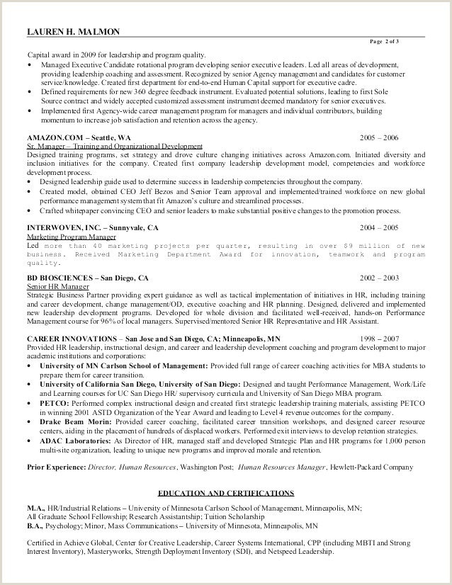 Innovation Manager Cover Letter Awesome It Manager Job
