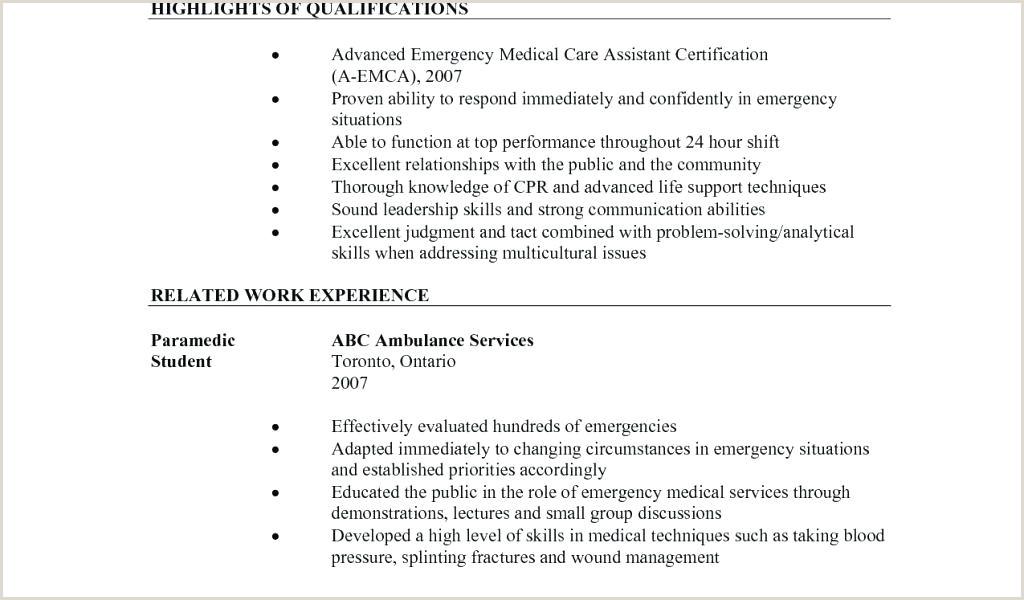 sample emt resume – skinalluremedspa