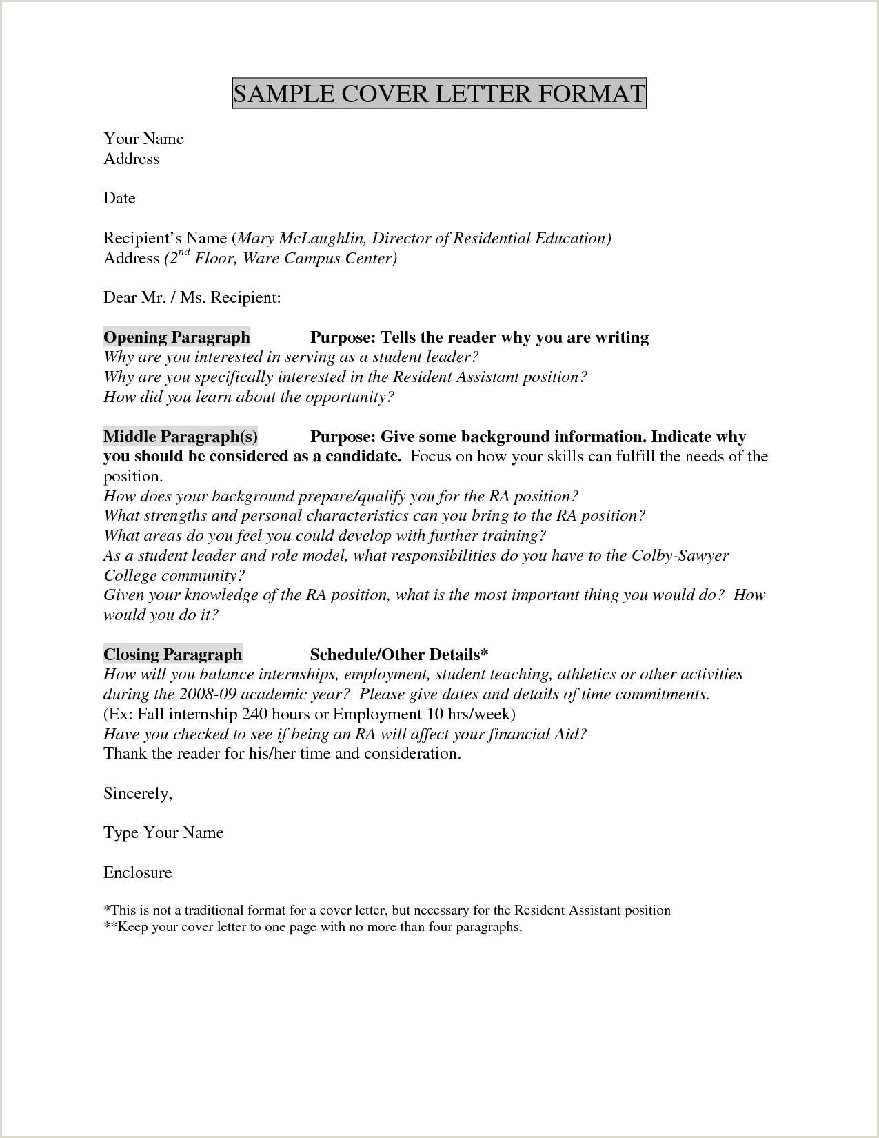 Example Cover Letter for Internship Examples Job Request