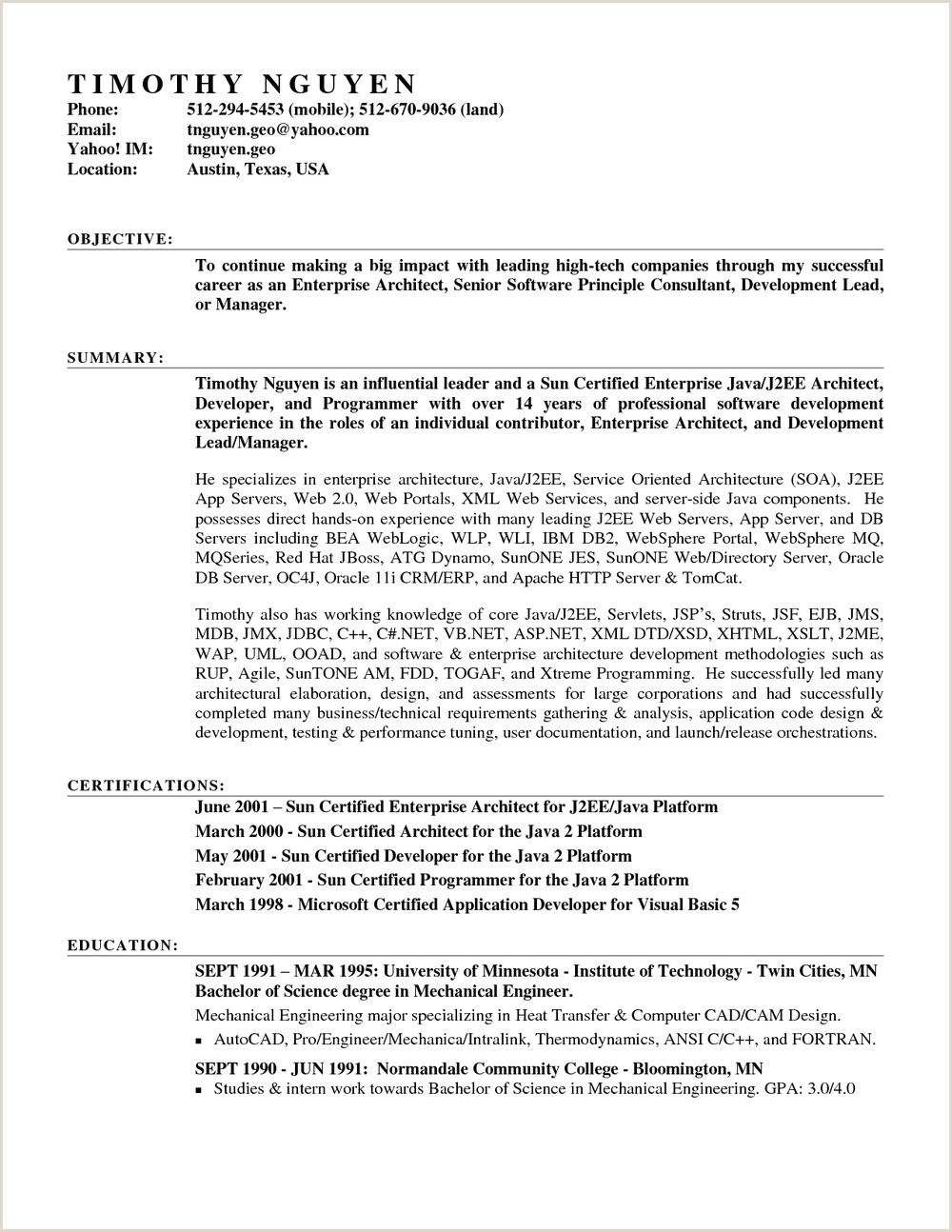 Engineering Fresher Resume format Download In Ms Word Fresher Resume Template India Templates Nzk1mdm