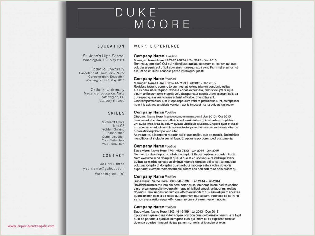Teacher Resume Examples And Writing Tips Cv Template For