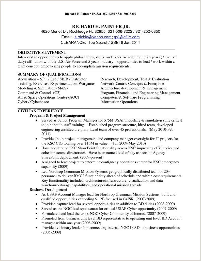Architect Resume Sample Pdf New Resume Samples Pdf Lovely