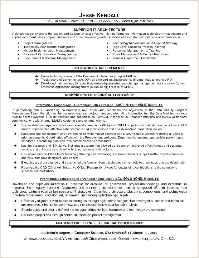 Best Free Resume Templates For Architects Architecture