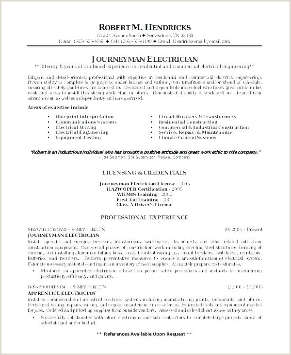 Entry Level Apprentice Electrician Cover Letter Maintenance Apprentice Cover Letter – Frankiechannel