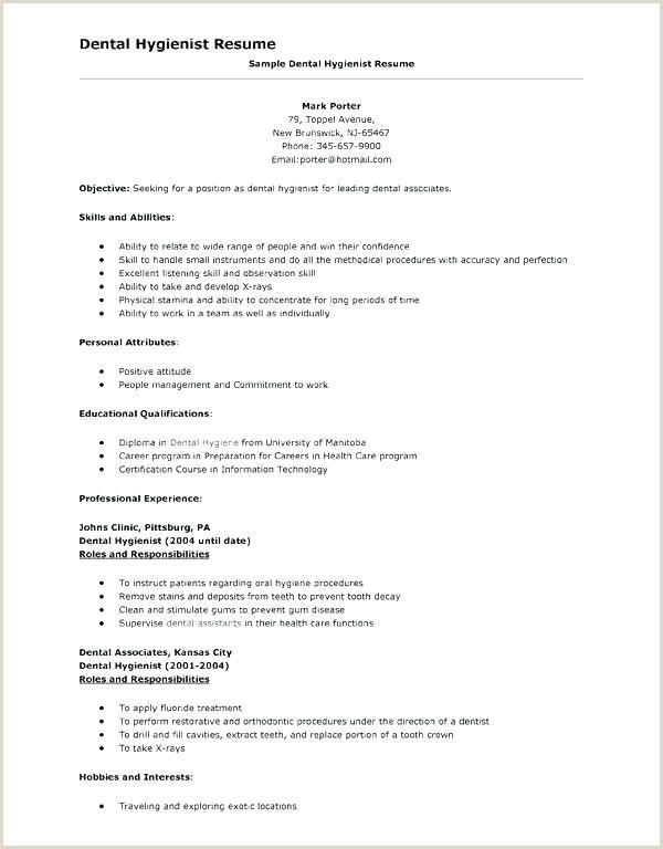 dental hygiene resume objective – newskeyfo