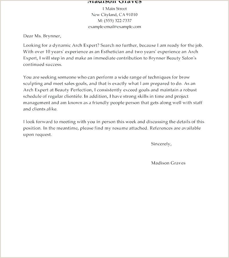 Entry Level Esthetician Resume No Experience 95 Esthetician Cover Letter No Experience Esthetician