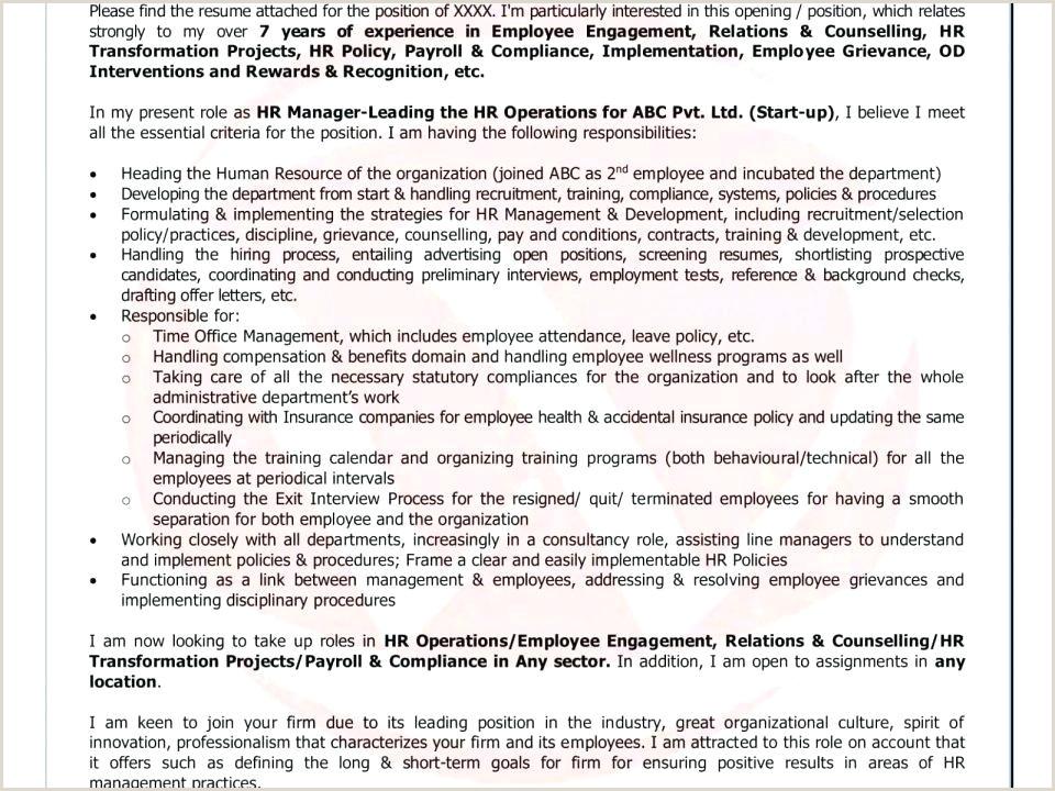Entry Level Flight attendant Resume No Experience Flight attendant Cover Letter A Server Waitress Resume