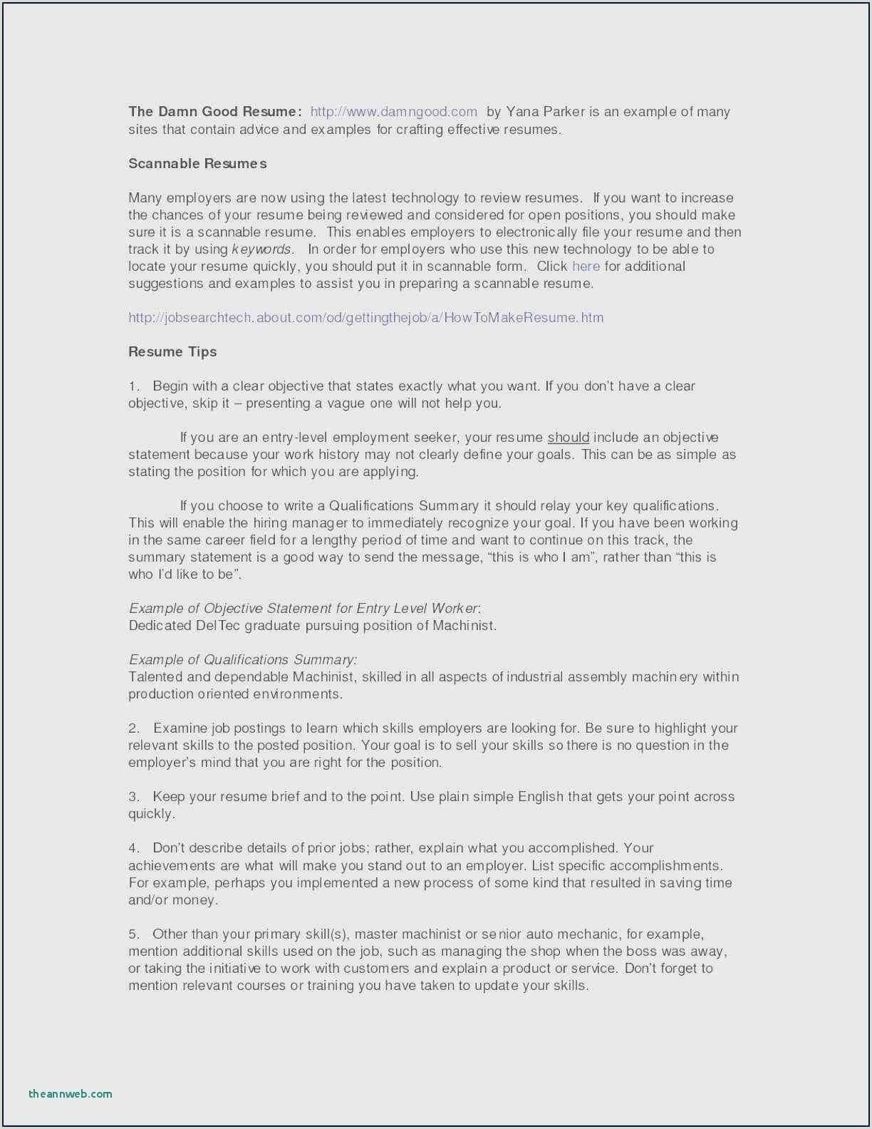 Entry Level Hvac Technician Resume Awards to Put Resume Beautiful New Resume Ac Plishments