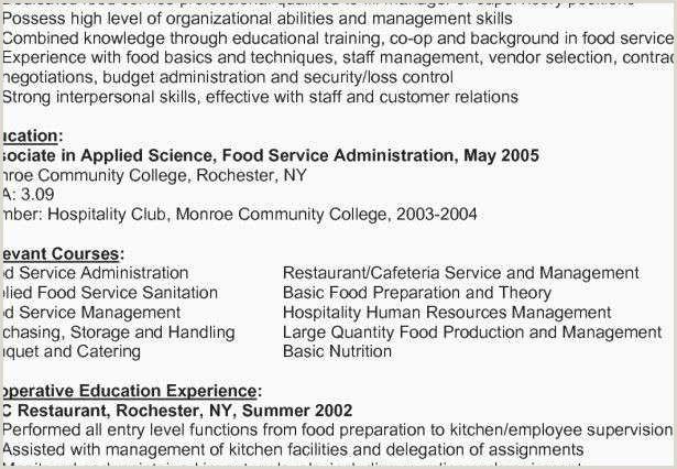 Human Resources Resume Skills