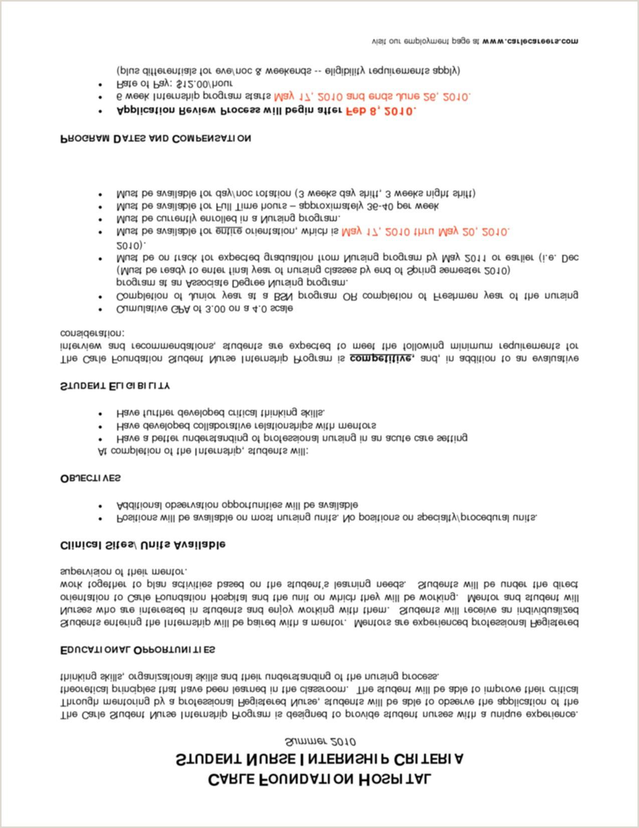 30 Entry Level Nurse Practitioner Resume