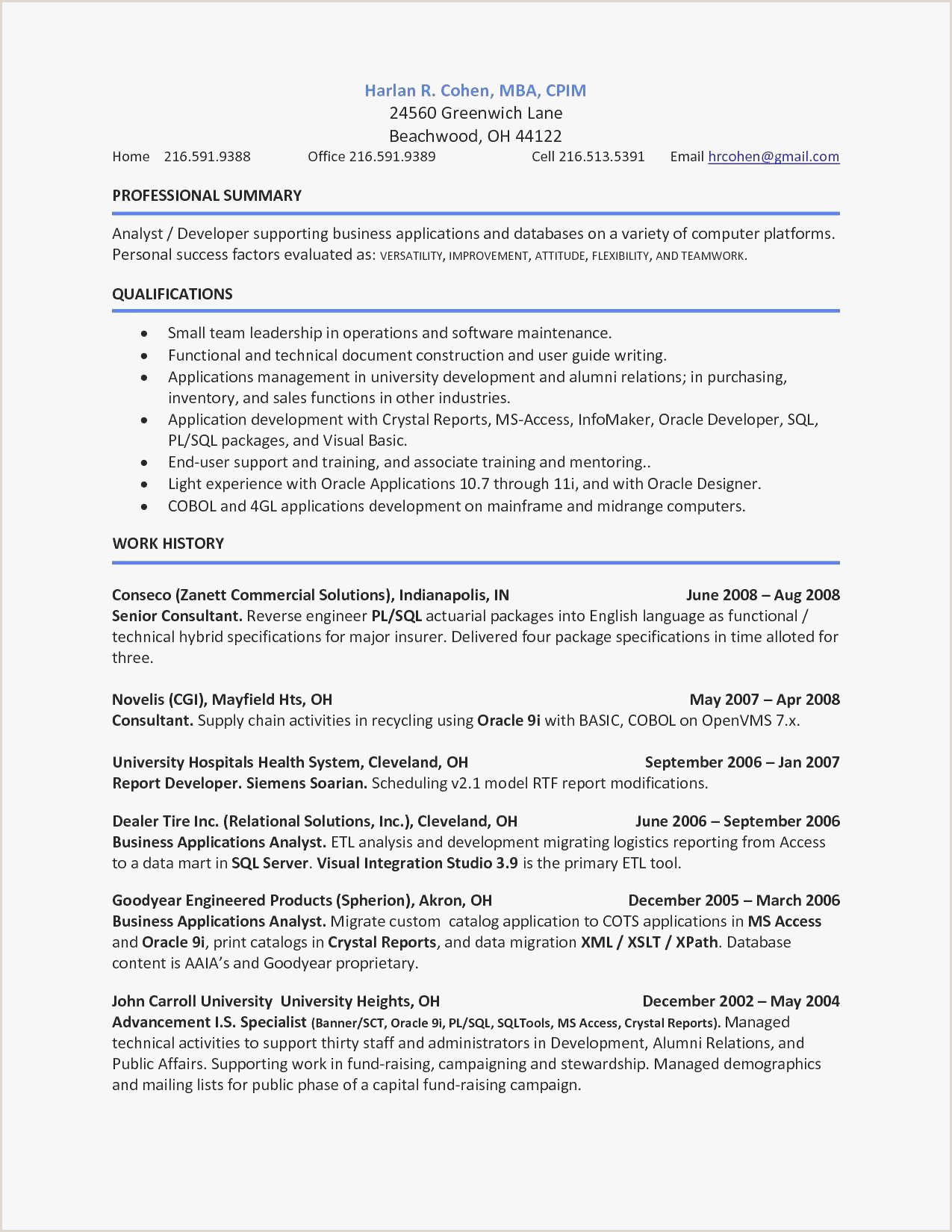 Accountants Resume Example Examples Resume Tax Accountant