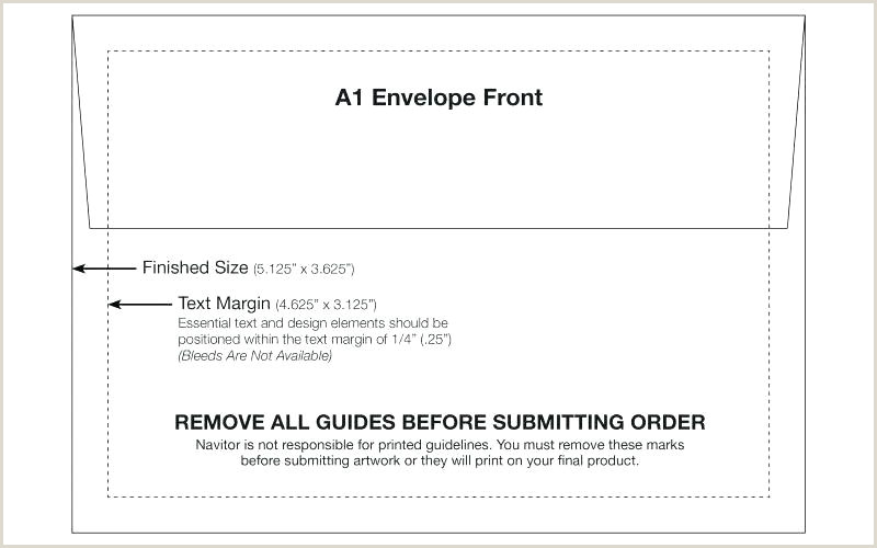 Envelope Printing Google Docs Printable Die Cut Envelope Template to Print Envelopes A7