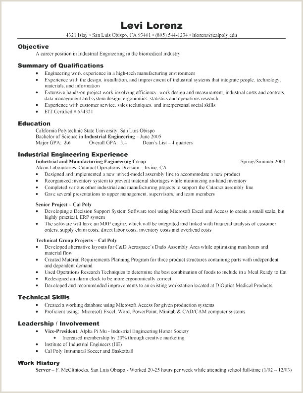 Awesome Environmental Services Resume