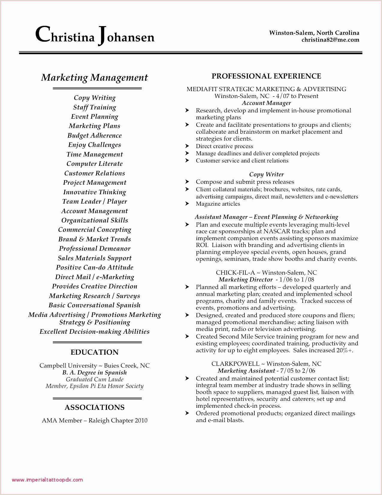 Equity Research associate Resume Best Puter Networking Skills Resume