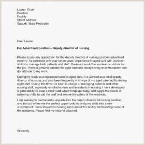 Er Charge Nurse Resume Cover Letter Quora Archives Jasnonjans Info Inspirational
