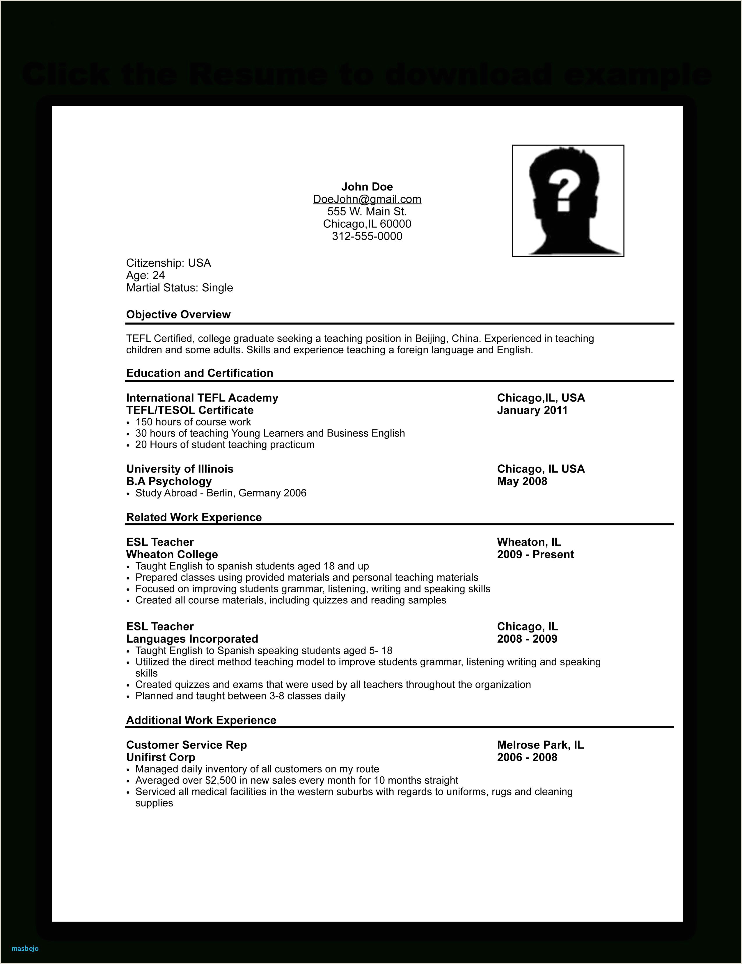 Esl Cover Letter Sample 71 Cool S Resume Examples Tradesmen Australia