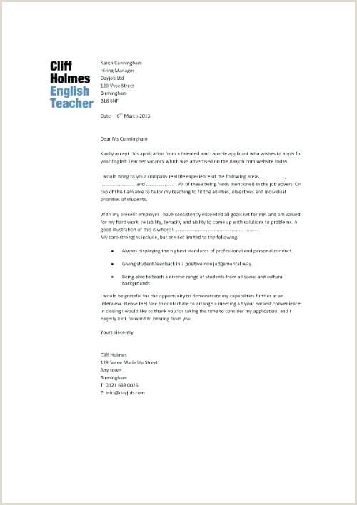 english teacher cover letter – pohlazeniduse