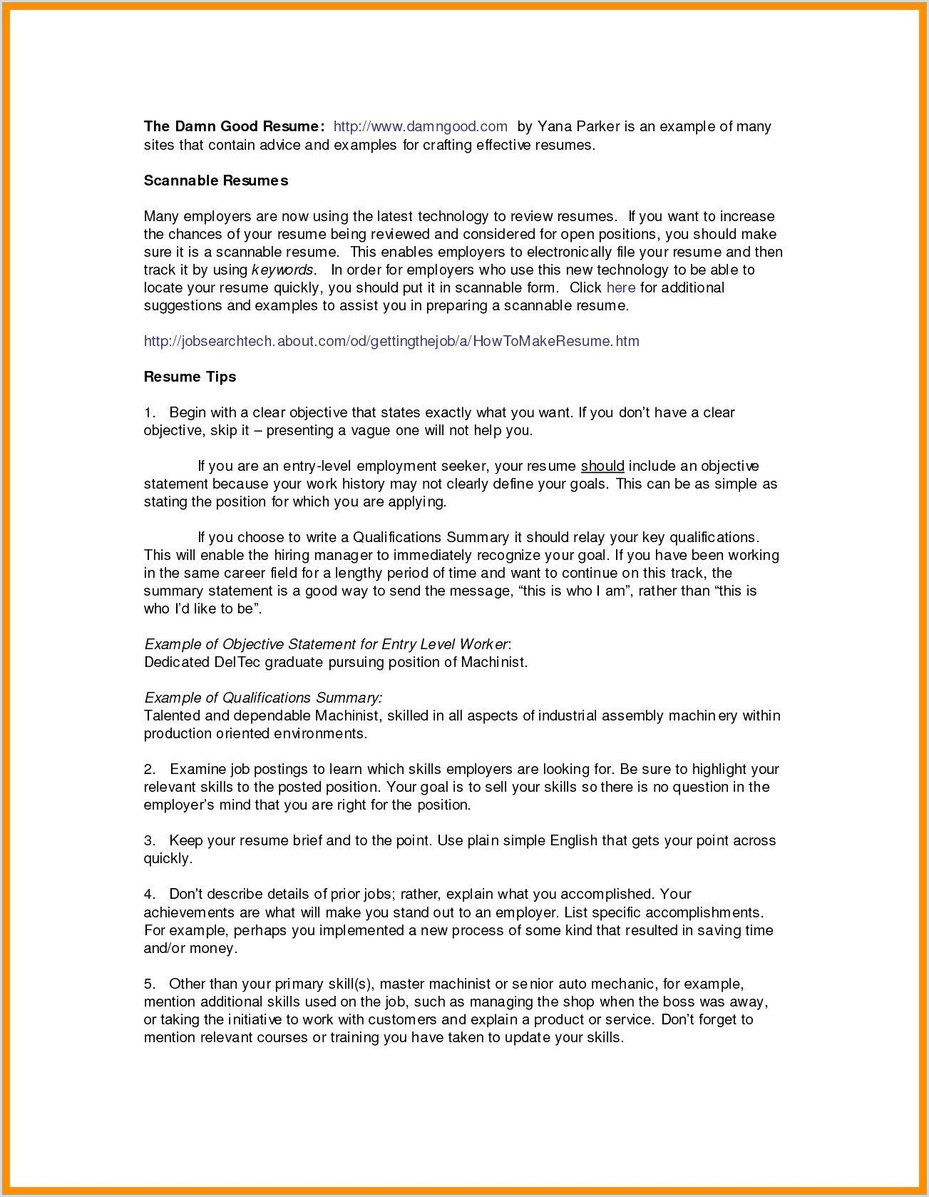 14 Listing Education A Resume Examples