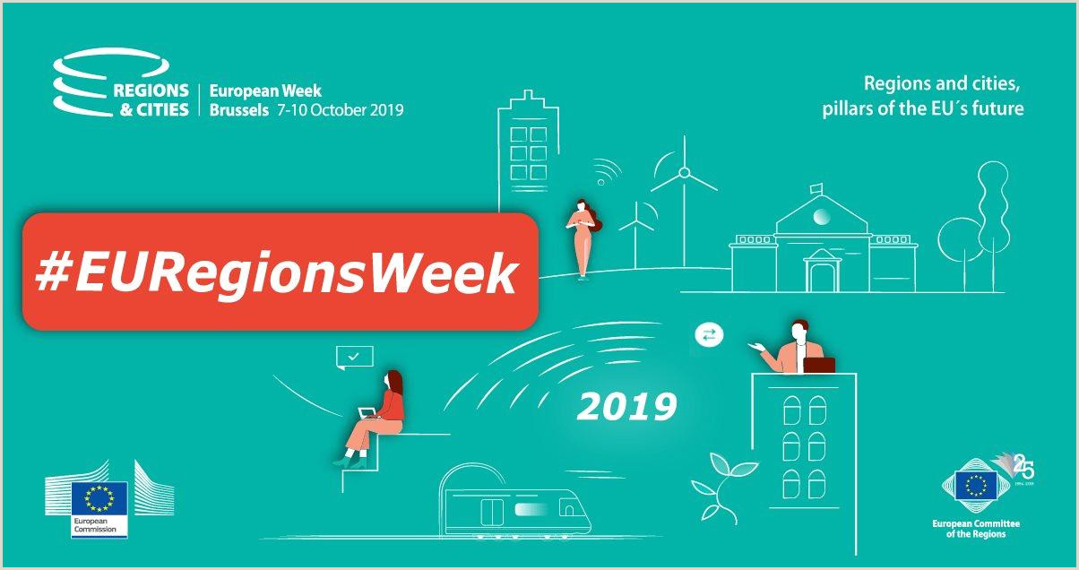 17th European Week of Regions and Cities